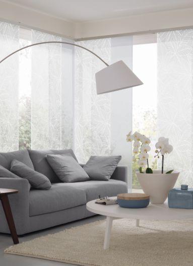 Flächenvorhänge - Högemann - Textiles Einrichten