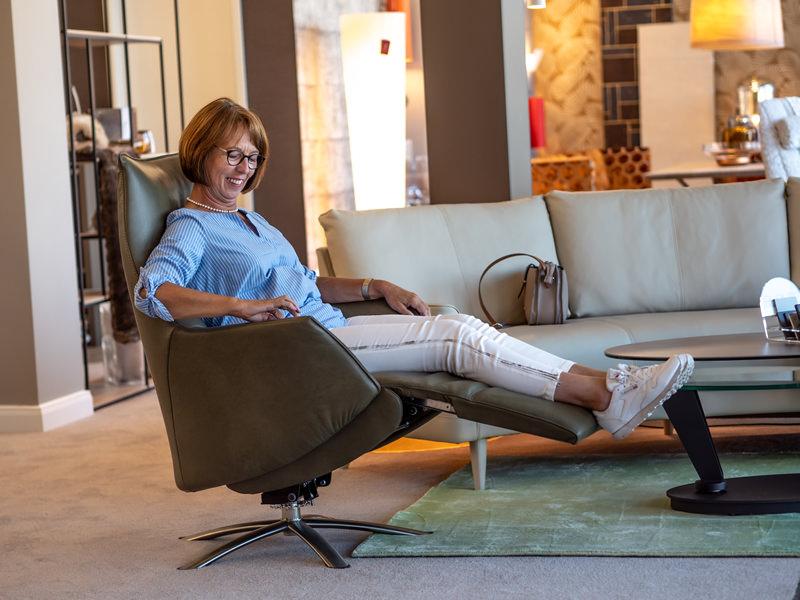Relaxsessel Sitting-Vision-Hoegemann textiles Einrichten